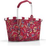 Totes & Shopping Bags Reisenthel Carrybag - Paisley Ruby