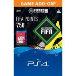 Redeem Cards - Sony Playstation 4 Electronic Arts FIFA 20 - 750 Points - PS4