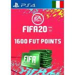 Redeem Cards - Sony Playstation 4 Electronic Arts FIFA 20 - 1600 Points - PS4