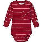 Stripes - Bodysuits Children's Clothing Archie Bodystocking - Cherry Red/Pink (505206)