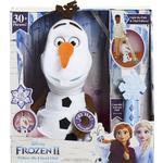Music - Soft Toys Disney Frozen 2 Follow Me Friend Olaf 35cm