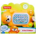 Lights - Activity Toys Fisher Price Linkimals A to Z Otter