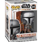 Action Figures Funko Pop! Star Wars the Mandalorian