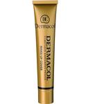 Foundation Dermacol Make-Up Cover SPF30 #224 Dark Orange-Brown with Golden Undertone
