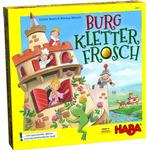 Childrens Board Games - Medieval Castle Climbing Frog
