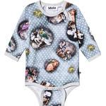 Multicolour - Bodysuits Children's Clothing Molo Fonda - Pets'n Dots (4W19B204 4872)