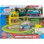 Thomas the Tank Engine - Play Set Fisher Price Thomas & Friends Trackmaster Monkey Palace Set