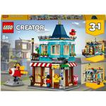 Lego Creator 3-in-1 on sale Lego Creator 3-in-1 Townhouse Toy Store 31105