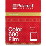 Polaroid Color Film for 600 Festive Red Edition 8 pack