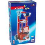 Cleaning Toys - Plasti Klein Vileda Junior Cleaning Trolley