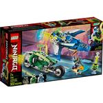 Lego Ninjago Jay & Lloyd's Velocity Racers 71709