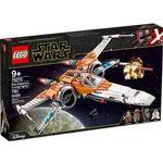 Lego Star Wars on sale Lego Star Wars Poe Dameron's X-Wing Fighter 75273