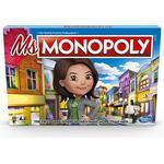 Family Board Games Hasbro Ms Monopoly