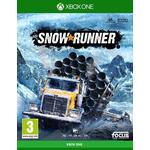 Xbox One Games SnowRunner