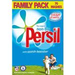 Persil Non-Bio Washing Powder 4.9kg 70 Washes