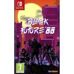 Cyberpunk Nintendo Switch Games Black Future '88
