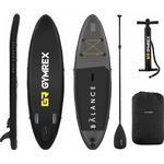 SUP - Black Gymrex SUP Board Set 299cm