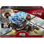 Play Set Mattel Disney Pixar Cars Mini Racers Rust-eze Spinning Raceway