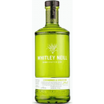 Whitley Neill Lemongrass & Ginger Gin 43% 70cl