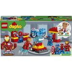 Lego Duplo Marvel Super Hero Adventures 10921