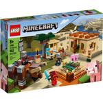 Plasti - Lego Minecraft Lego Minecraft The Illager Raid 21160
