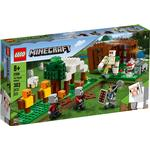 Plasti - Lego Minecraft Lego Minecraft The Pillager Outpost 21159