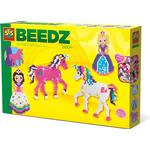 Animals - Beads SES Creative Beedz Iron on Beads Unicorns & Princesses 2100pcs 06216