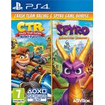 Crash Team Racing: Nitro-Fueled & Spyro Reignited Trilogy Double Pack