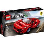 Lego Speed Champions Lego Speed Champions Ferrari F8 Tributo 76895