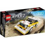 Plasti - Lego Speed Champions Lego Speed Champions 1985 Audi Sport Quattro S1 76897
