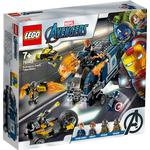 Lego Marvel Avengers Truck Take Down 76143