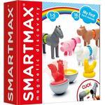 Magnetic Figures - Plasti Smartmax My First Safari Animals 16pcs