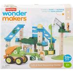 Play Set Fisher Price Wonder Makers Design System Lift & Sort Recycling Center