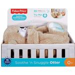 Sound - Soft Toys Fisher Price Soothe'n Snuggle Otter