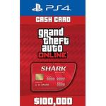 Rockstar Games Grand Theft Auto Online - Red Shark Cash Card - PS4