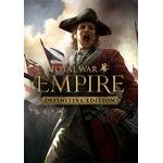 Historic PC Games Total War: Empire - Definitive Edition