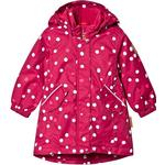 Padded - Winter Jacket Children's Clothing Reima Kid's Winter Jacket Taho - Cranberry Pink (521606-3601)