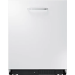 Dishwashers Samsung DW60M6070IB White, Integrated