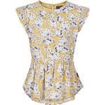 Girl - Tops Children's Clothing Creamie Outline Flower Blouse - Rattan (821337-3031)