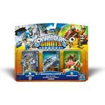 Interactive Game Figures - Microsoft Xbox 360 Activision Skylanders Giants - Golden Dragonfire Cannon Battle Pack