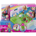 Fabric - Play Set Barbie Chelsea Soccer