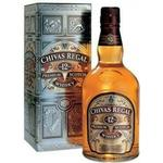Chivas Regal 12 YO Blended Scotch Whisky 40% 100cl