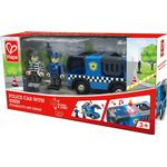 Emergency Vehicle on sale Hape Police Car With Siren