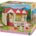 Animals - Dollhouse Accessories Sylvanian Families Sweet Raspberry Home