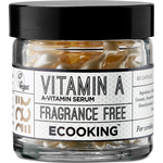 Day Serum - Fragrance Free Ecooking A-Vitamin Capsules 60pcs