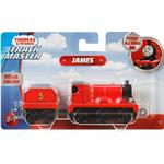 Train on sale Fisher Price Thomas & Friends Trackmaster Motorized James Engine