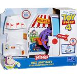 Toy Story - Play Set Mattel Disney Pixar Toy Story 4 Minis Buzz Lightyear's Star Adventurer
