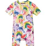 UV Suit - Polyester Children's Clothing Molo Neka - Balloons (8S20P511 6031)