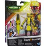 Power Rangers - Action Figures Hasbro Power Rangers Beast Morphers Yellow Ranger E5943