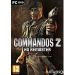 World War II PC Games Commandos 2: HD Remaster